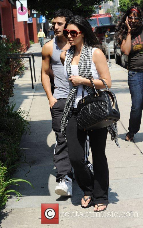 Kim Kardashian and Dancing With The Stars 8