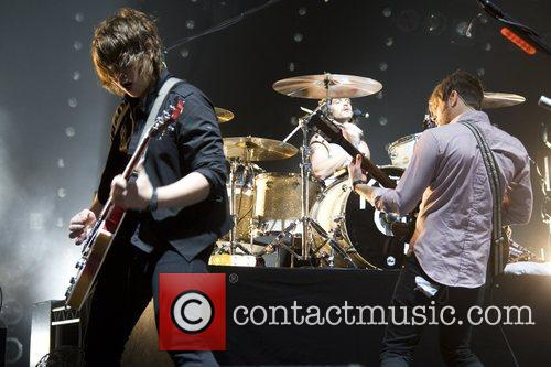 Kings Of Leon and Brixton Academy