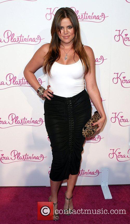 Khloe Kardashian Kira Plastinina Hosts her US launch...