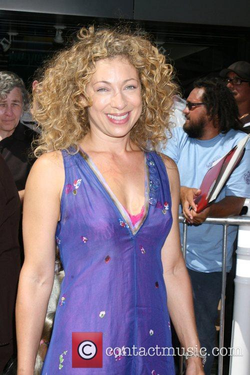 Alex Kingston 1
