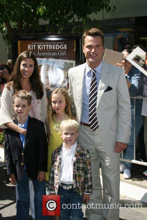Chris O'donnell and Family 4