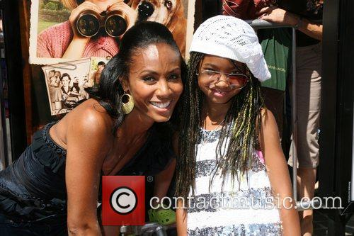 Jada Pinkett-smith and Daughter Willow Smith 5