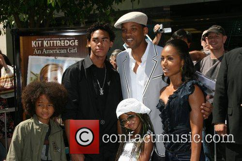 Trey Smith and Will Smith 3