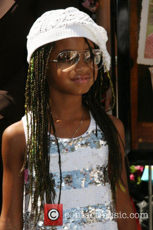 Willow Smith Premiere of Kit Kittredge held at...