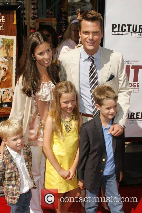 Chris O'donnell and Family 1