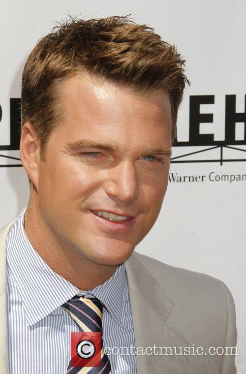 Chris O'Donnell Los Angeles premiere of 'Kit Kittredge:...