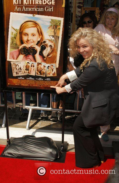 Director Patricia Rozema Los Angeles premiere of 'Kit...
