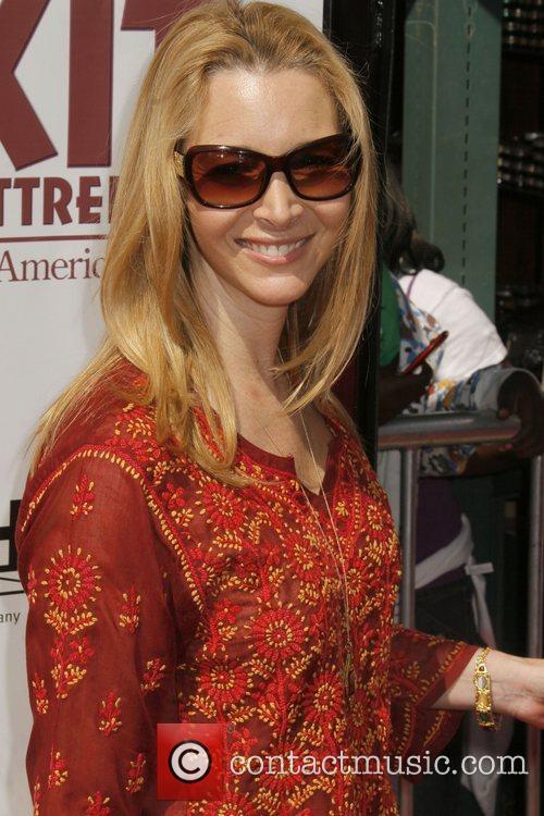 Lisa Kudrow Los Angeles premiere of 'Kit Kittredge:...