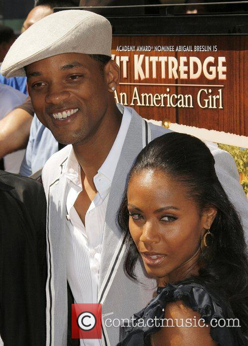Will Smith and Jada Pinkett Smith 5