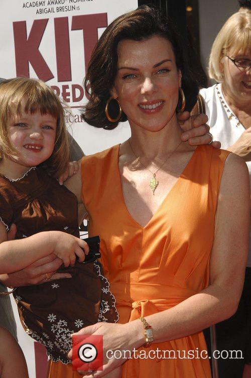 Debi Mazar With Daughter Giulia 2