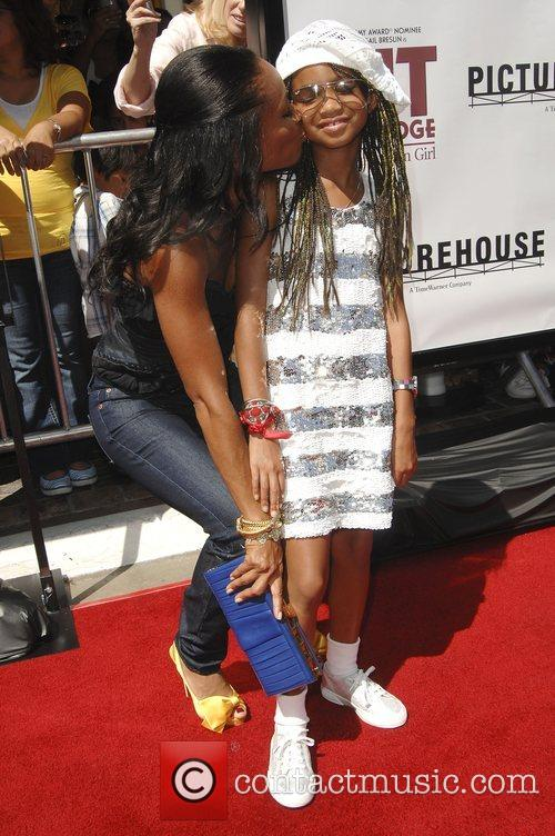 Jada Pinkett-smith and Willow Smith 8
