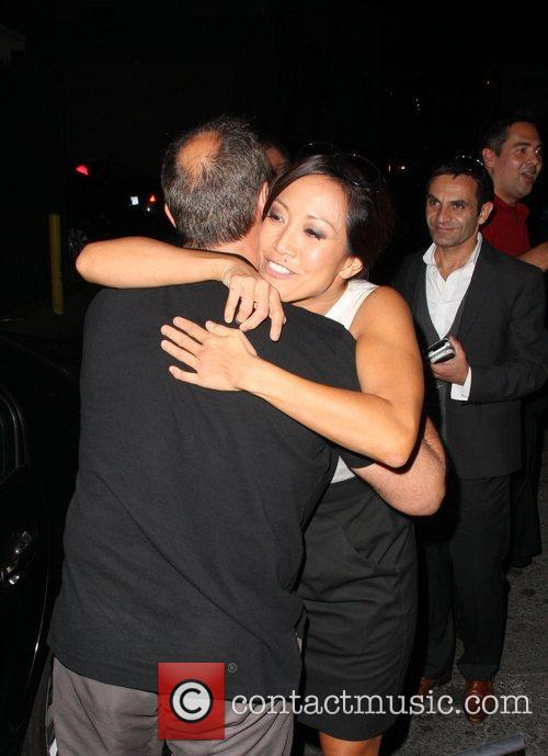 'Dancing with the Stars' judge Carrie Ann Inaba...
