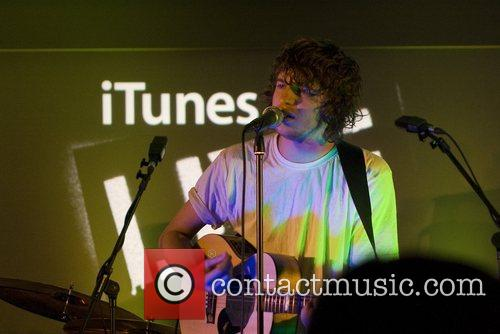 The Kooks perform at the iTunes store, Regent...