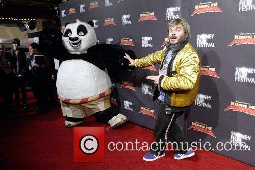 Premiere of 'Kung Fu Panda' at the State...