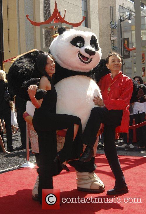 Kung Fu Panda Los Angeles premiere