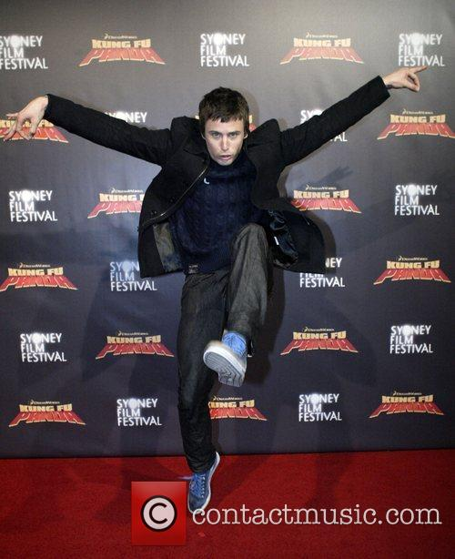 James Tobin Premiere of 'Kung Fu Panda' at...
