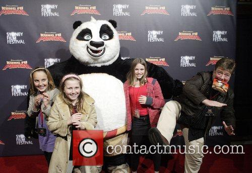 Po the Panda with Jono Coleman and guests...