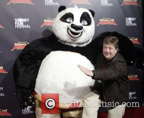 Po the Panda with Jono Coleman Premiere of...