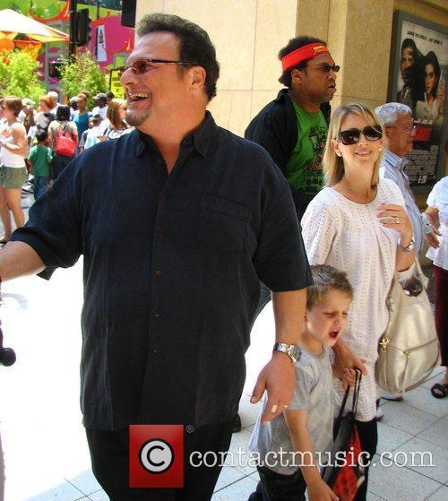 The 'Kung Fu Panda' Los Angeles premiere held...
