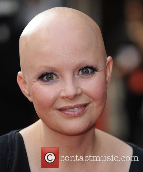 Gail Porter  UK premiere of 'Kung Fu...