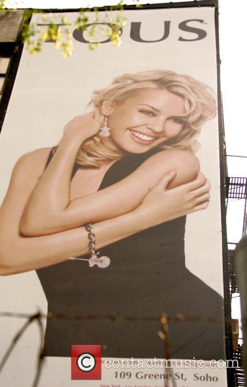 Billboard and Kylie Minogue 2