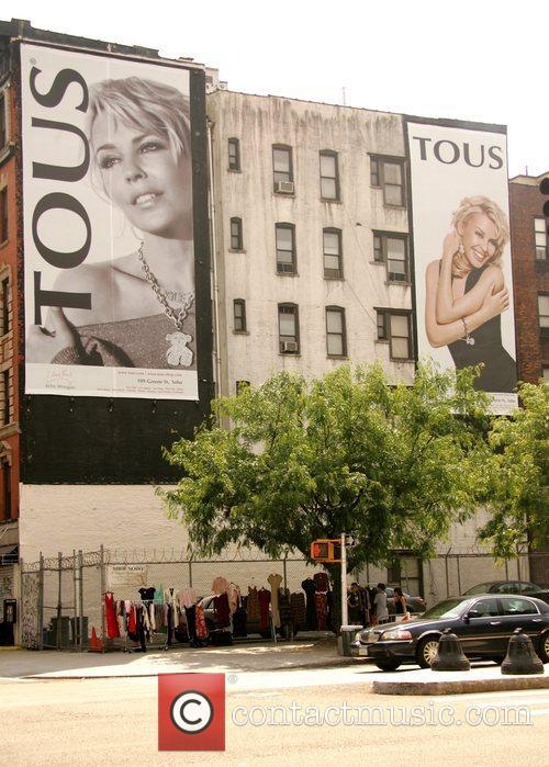 Kylie Minogue and Billboard 1
