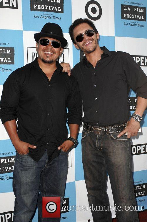 Jacob Vargas and Clifton Collins Jr 2