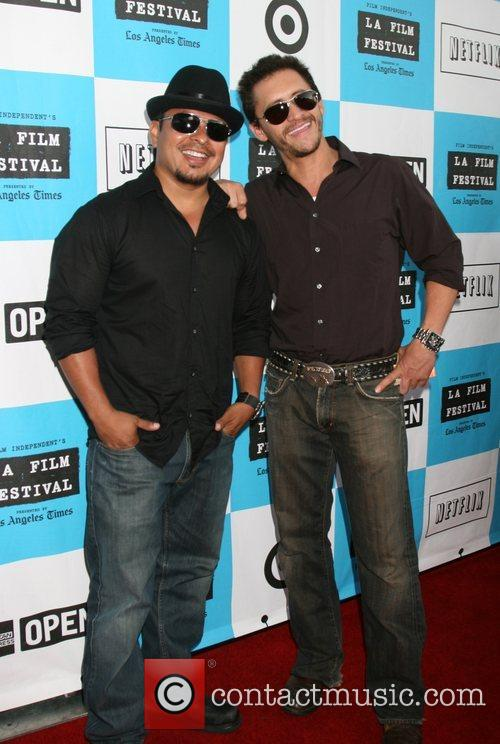 Jacob Vargas and Clifton Collins Jr 1