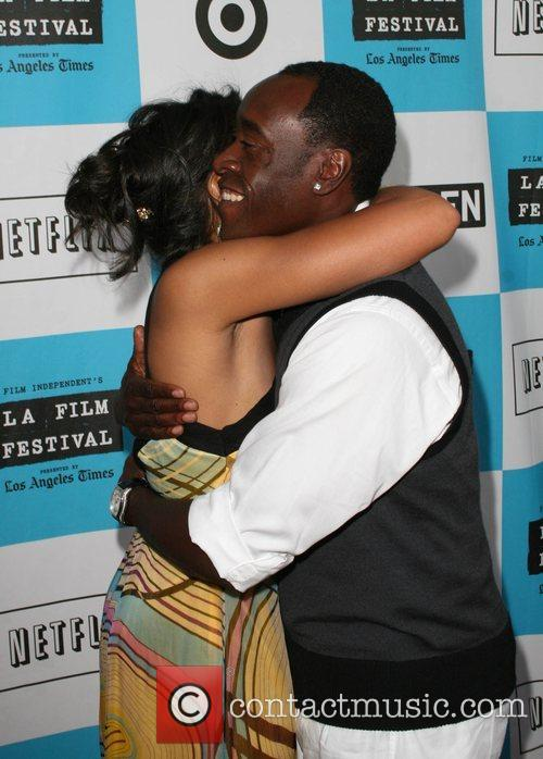 Taraji Henson and Don Cheadle 11