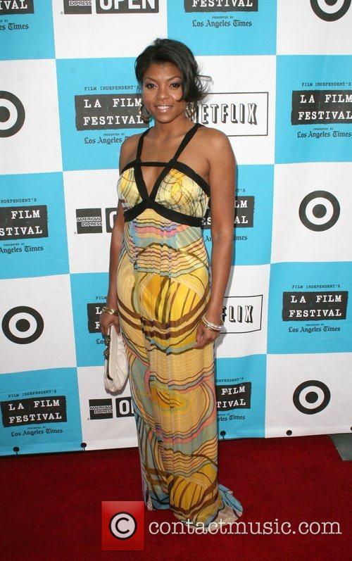 Taraji Henson, Hammer Museum, Los Angeles Film Festival