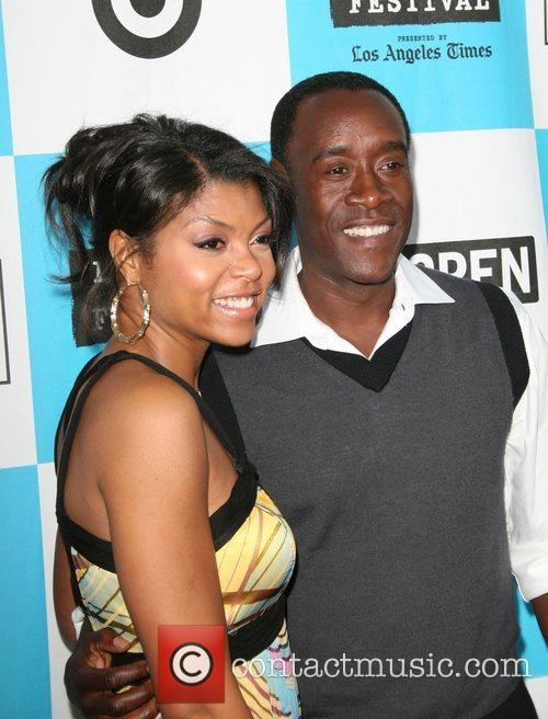Taraji Henson and Don Cheadle 10