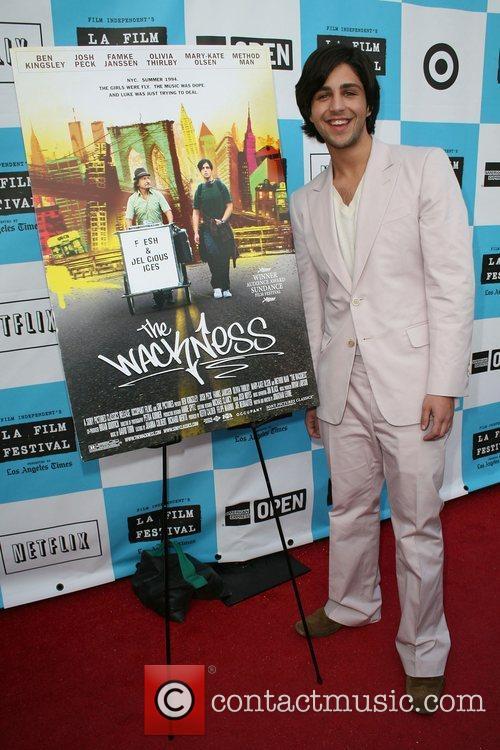 Josh Peck Los Angeles Film Festival 2008 -...
