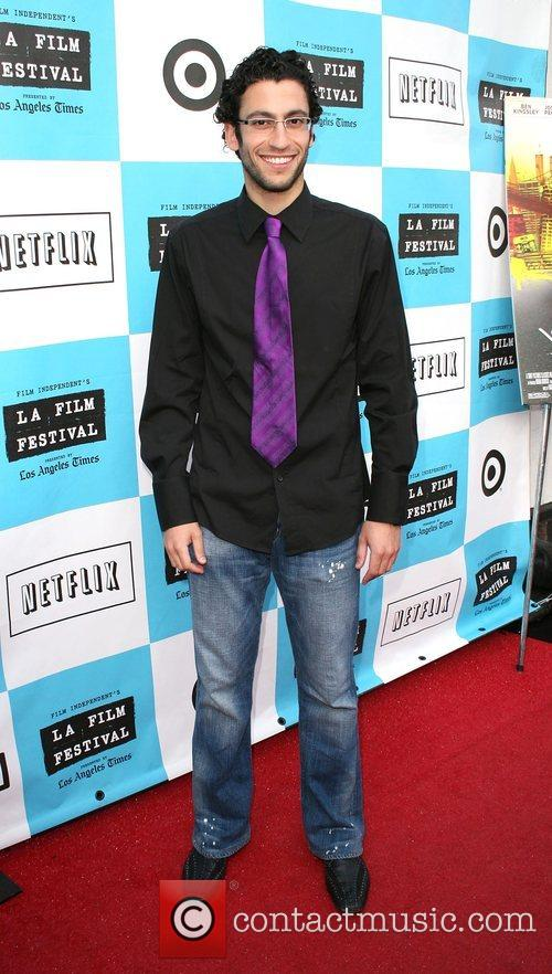 Adam Tsekhman Los Angeles Film Festival 2008 -...