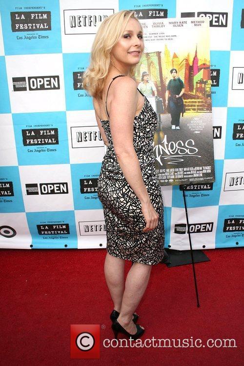 Elle Travis Los Angeles Film Festival 2008 -...