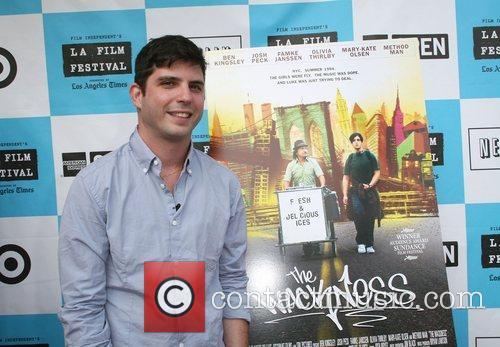 Jonathan Levine Los Angeles Film Festival 2008 -...