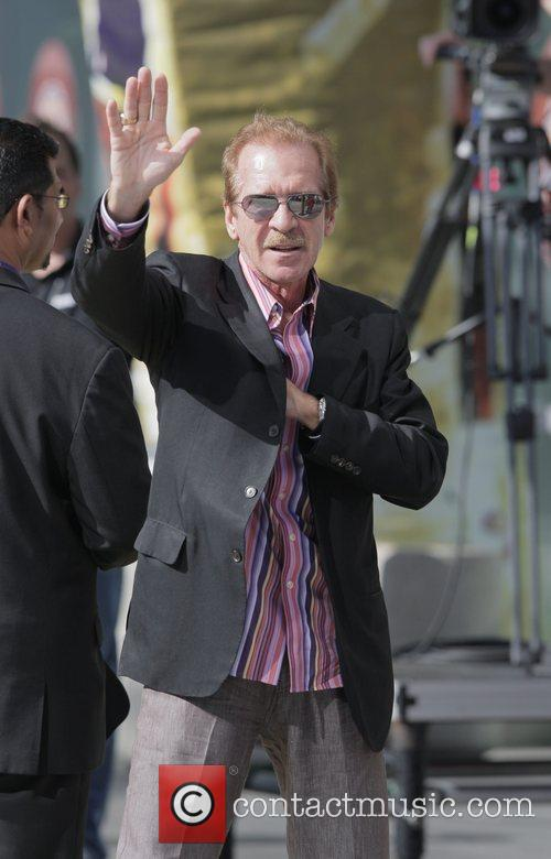Pat O'Brien Arrivals at the LA Lakers v...