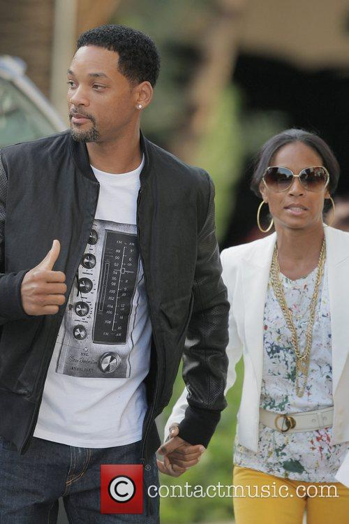Will Smith and Jada Pinkett Smith 3