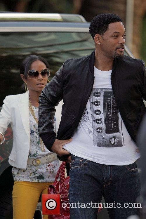 Will Smith and Jada Pinkett Smith 4