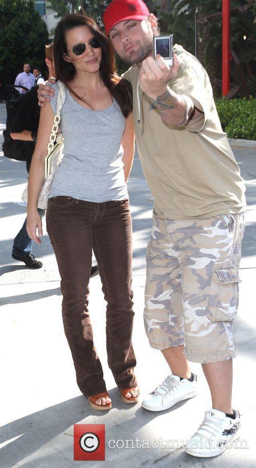 Kristin Davis and Staples Centre 1
