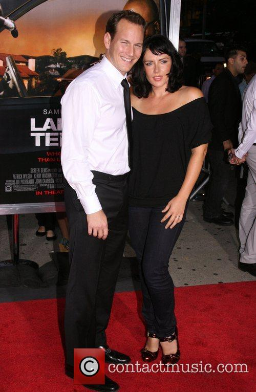 New York Premiere of 'Lakeview Terrace' at the...