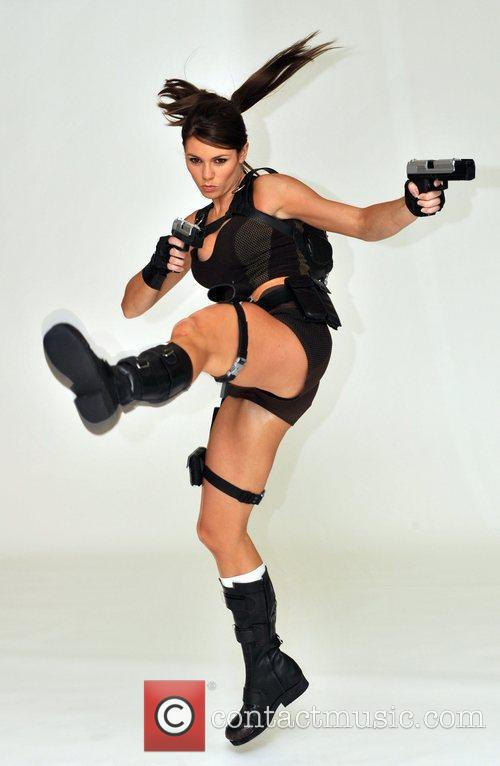 Alison Carroll, Lara Croft and Tomb Raider 10