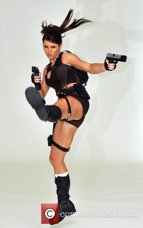 Alison Carroll, Lara Croft and Tomb Raider 11
