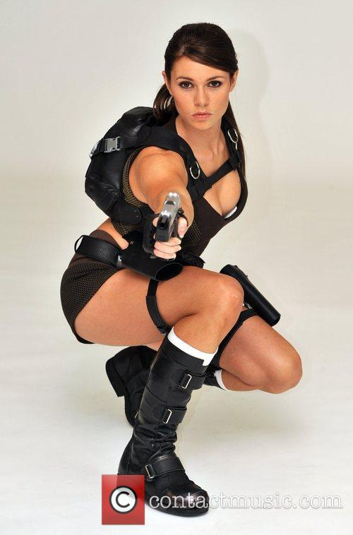Alison Carroll, Lara Croft and Tomb Raider 8