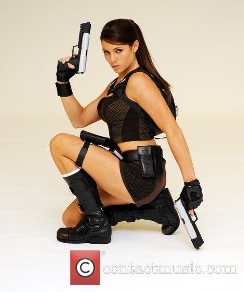 Alison Carroll, Lara Croft, Tomb Raider