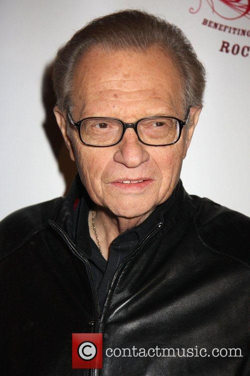 Larry King, CNN and The Cure 1