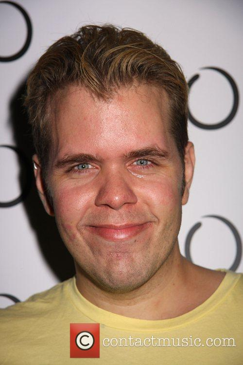 Perez Hilton at the Venetian Resort and Casino...