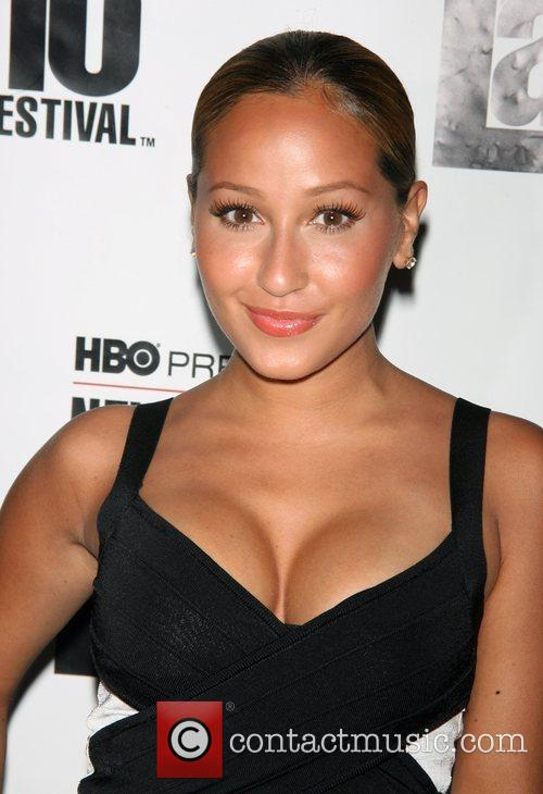 Adrienne Bailon HBO presents the 'New York Intl....