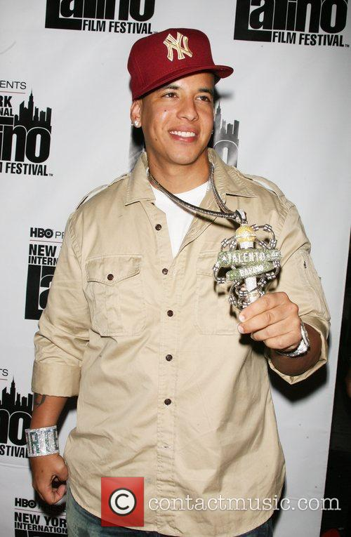 Daddy Yankee HBO presents the 'New York Intl....