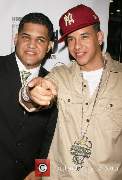 Edwin Prado and Daddy Yankee HBO presents the...