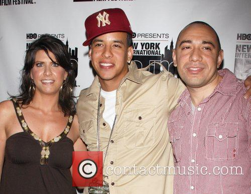Elizabeth Gardner and Daddy Yankee 2